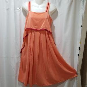 Sportmax silk dress Size 8